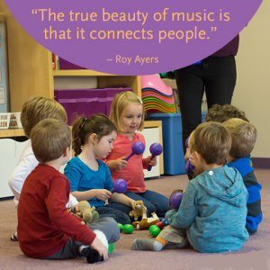 true beauty of music quote